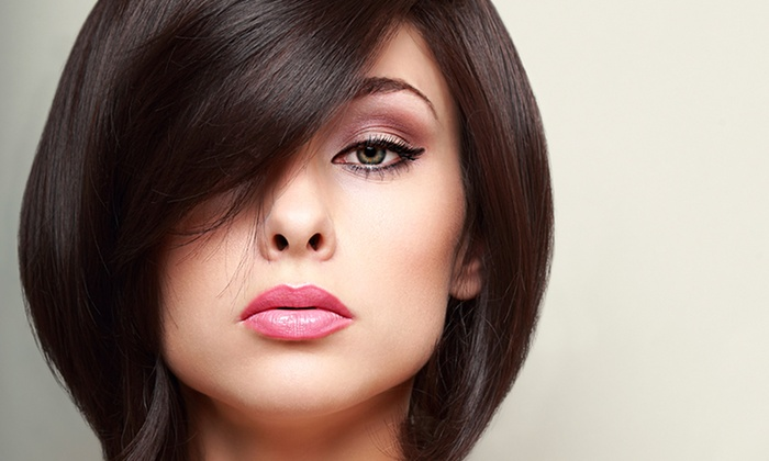 Wildflower Hair Studio - Midtown: $27 for a Haircut with Conditioning and Style at Wildflower Hair Studio ($55 Value)