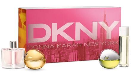 DKNY 4-Piece Mini Fragrance Set for Women