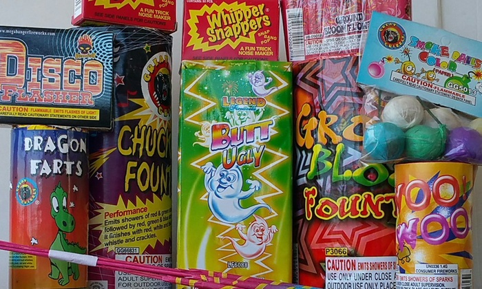 Factory Fireworks Outlet - Multiple Locations: Up to 50% Off Fireworks at Factory Fireworks Outlet