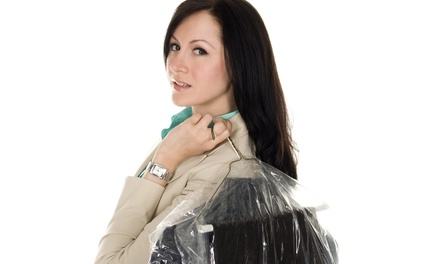 $20 for $40 Worth of Dry Cleaning at National Cleaners & Yorgey's Fine Cleaning