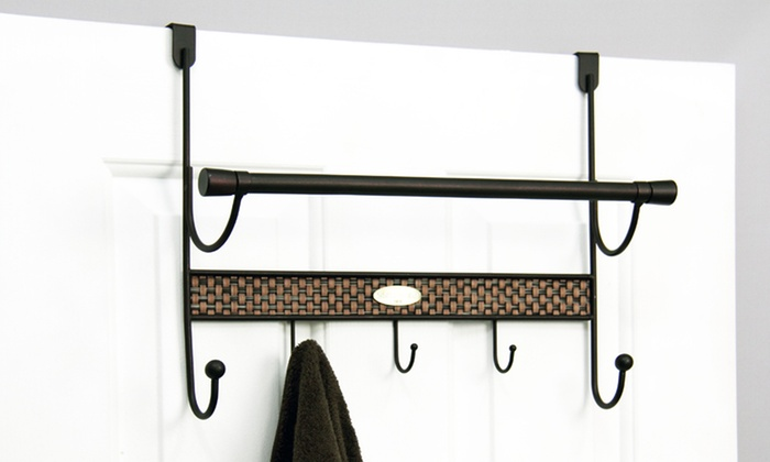 Samsonite Over-the-Door Hanger and Towel Bar: Samsonite Over-the-Door Hanger and Towel Bar. Multiple Styles Available. Free Returns.