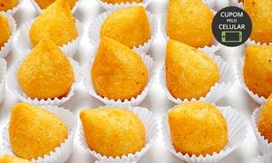 LZ Buffet: LZ Buffet – Jardim Alvorada: kit festa com salgados e bolo para até 100 pessoas