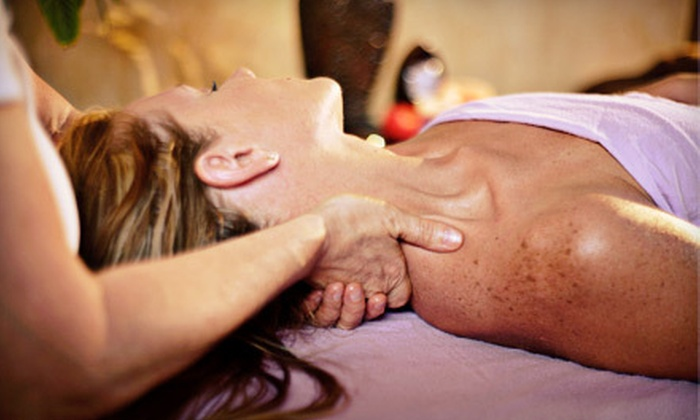 Lesley A. Kavanaugh, LMT - Troy: $37 for a One-Hour Craniosacral, Swedish, or Aromatherapy Massage from Lesley A. Kavanaugh, LMT in Troy (Up to $85 Value)