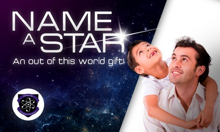 Digital Name a Star Gift Package