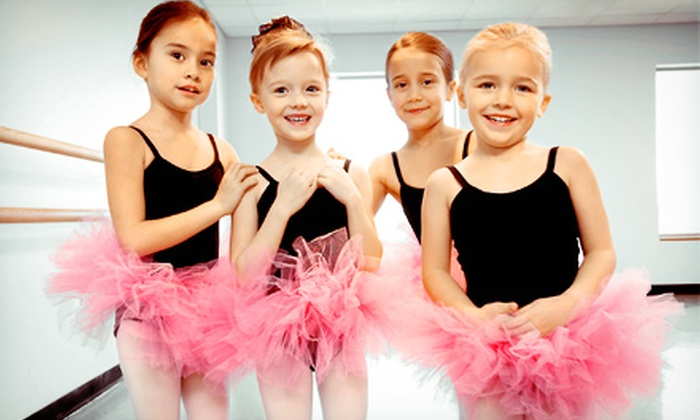 The Dance Movement - Plano: One or Three Months of Kids' Dance Classes with Registration Fee at The Dance Movement (Up to 66% Off)
