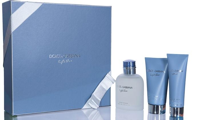 Dolce Gabbana Light Blue Set 93928   LOADTVE