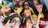 Photo Booths on Wheels - Orange County: $599 for 4-Hour Photo Booth Rental Package with Online Gallery from Photo Booths on Wheels ($1,098 Value)