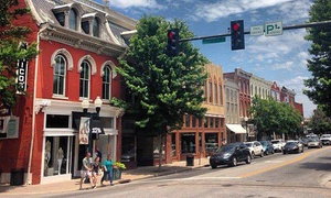 Franklin On Foot: Classic or Haunted Franklin Walking Tour for One or Two from Franklin on Foot (Up to 42% Off)