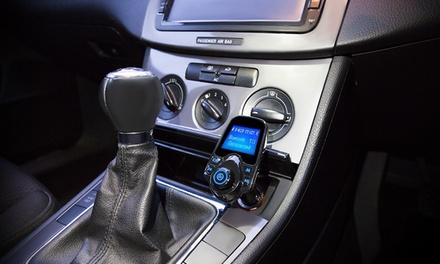 Aquarius Bluetooth FM Transmitter