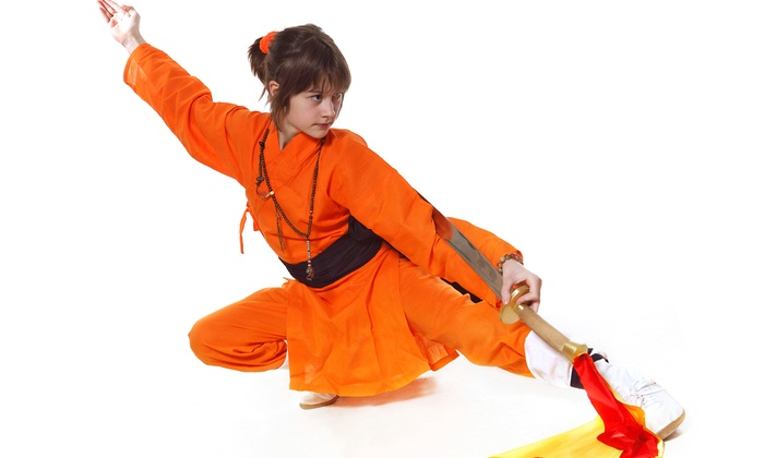 Strike Back Fitness - Griffith: One Month of Kung Fu Classes for Kids or Adults at Strike Back Fitness (Up to 51% Off)