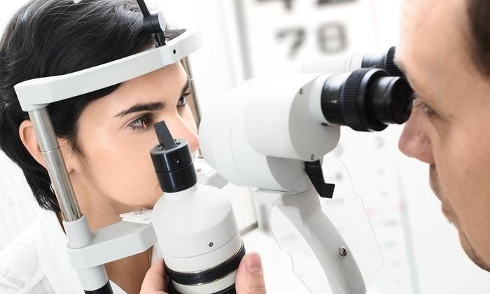 Atlanta Eyeshop - Vinings: $69 for Eye Exam and $150 Towards Glasses at Atlanta Eyeshop ($230 Value)