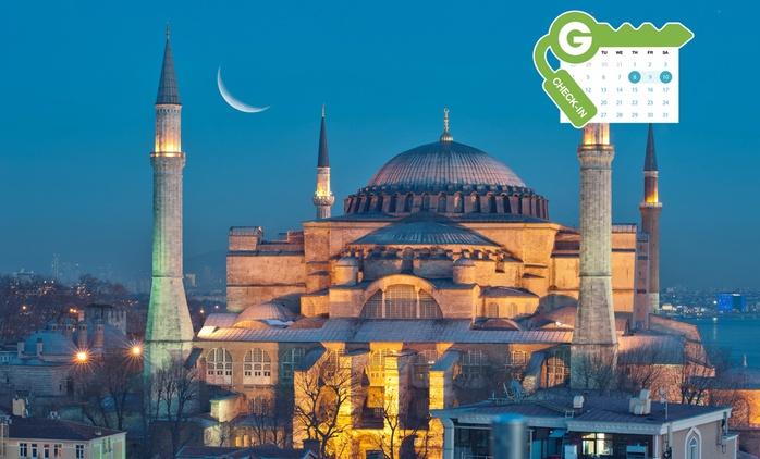 Istanbul : Séjour avec petit déjeuner, Spa, parking et WiFi au BEST WESTERN Antea Palace Hôtel & Spa 4* pour 2 personnes