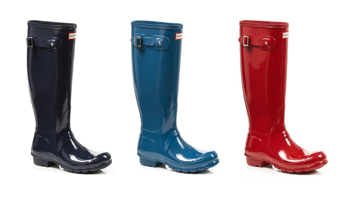 HUNTER Weather Boots: HUNTER Weather Boots from $119.99 | Brought to You by ideel