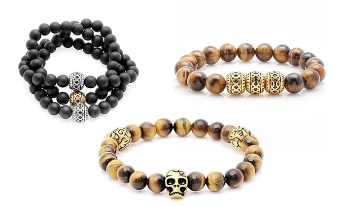 4 Simple Handmade Bracelets. Beaded Bracelet Design Ideas