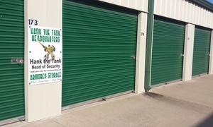 Armored Storage: $40 for $90 Worth of Storage-Space Rental — Armored Storage