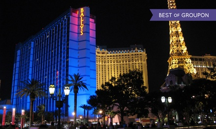 Stay with Dining Credit at Bally's Las Vegas Hotel and Casino in Las Vegas, with Dates into May
