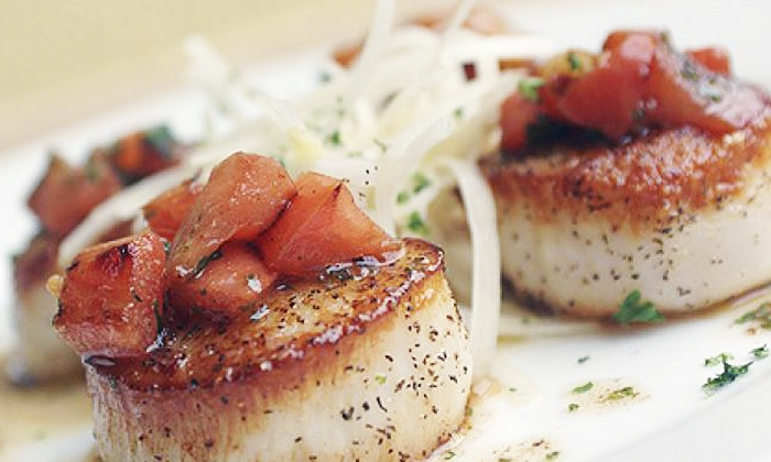 French Dinner Fare at Petit Robert Bistro (Up to 45% Off). Six Options Available.