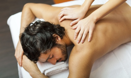 Deep-Tissue Massages at Marks Massage Therapy (Up to 60% Off). Four Options Available.