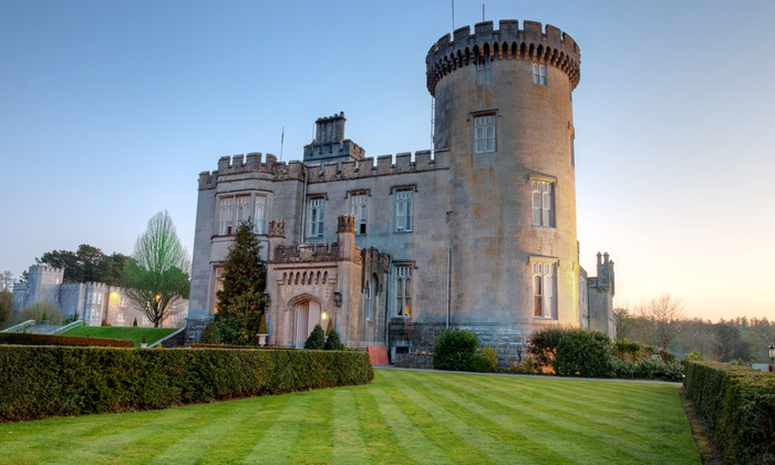 Ireland Castle Vacation With Air From Great Value Vacations In - Irish vacations