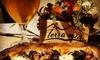 ⏰ Menu pizza napoletana con birra