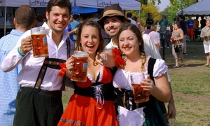 Upland Brewing Company: Up to 45% Off Oktoberfest at Upland Brewing Company
