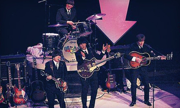 Beatlemania Now - France-Merrick Performing Arts Center: Beatlemania Now at Hippodrome at France-Merrick Performing Arts Center on February 9 or 10 (Half Off)