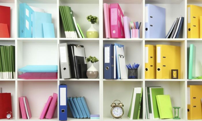 Reinvent Your Space - Orange County: Four Hours of Home Organization Services from Reinvent Your Space (45% Off)
