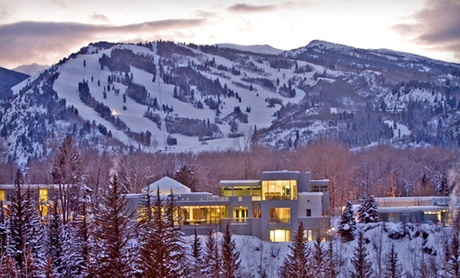 Upscale Ski Resort in Aspen