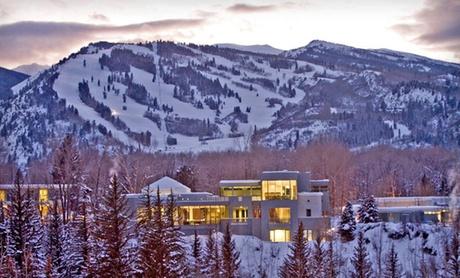 Upscale Ski Resort in Aspen