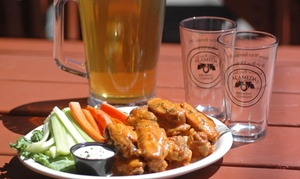 Alameda Brewhouse: $11 for $20 Worth of Craft Beer and Pub Food at Alameda Brewhouse