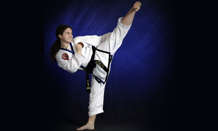 Community Taekwondo - Located within St. Janes Church: One or Two Months of Unlimited Tae Kwon Do Classes at Community Taekwondo (Up to 56% Off)