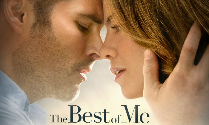 The Best of Me - Charleston: Buy One Fandango Ticket for 'The Best of Me' and Get One Free. In Theaters Now.