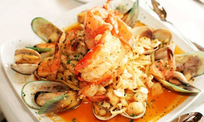 Il Forno Caldo - Beverly Hills: Italian Cuisine for Two or Four at Il Forno Caldo (Half Off)