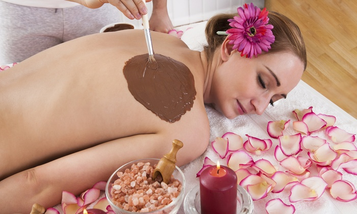 Oasis Salon And Spa - Waxahachie: $83 for $150 Worth of Mud Wraps — Oasis Salon and Spa