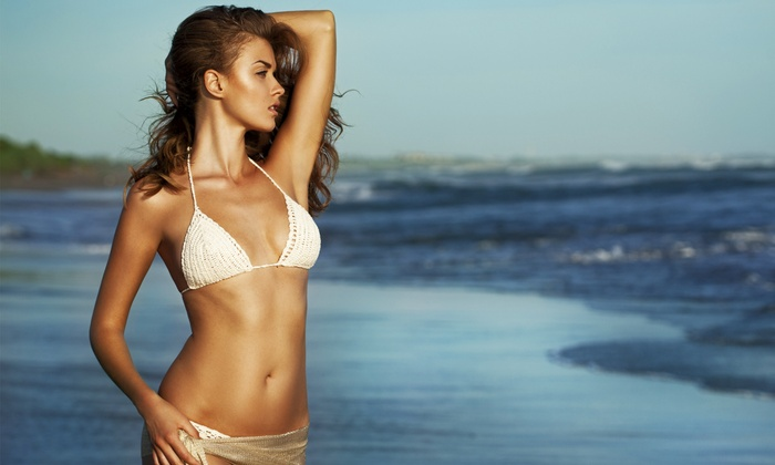 The Skin Pro - The Skin Pro: One, Three, or Five Airbrush Tans at The Skin Pro (Up to 51% Off)