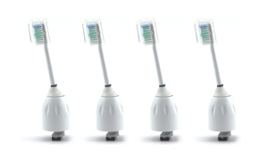 Replacement Toothbrush Heads (4- or 6-Packs): Replacement Toothbrush Heads (4- or 6-Packs)
