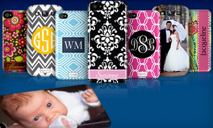 MyCustomCase.com: C$20 for US$45 Worth of Custom Cases for the iPhone 4, 4S, or 5 or Samsung Galaxy S3 from MyCustomCase.com