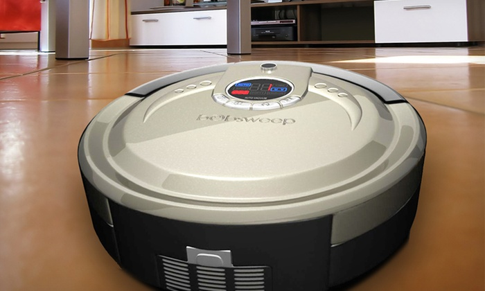 Bobsweep Robotic Vacuum Cleaner: $275 for a Bobsweep Intelligent Floor Cleaner in Champagne or Rouge ($599 List Price). Free Returns.