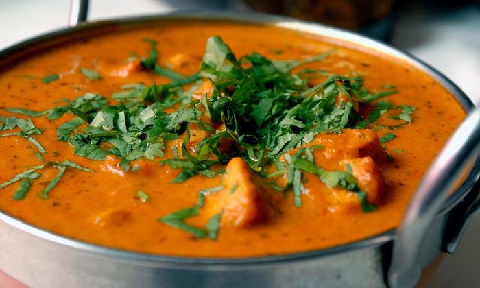 Saffron Indian Bistro - Downtown Norfolk: $20 for $35 Worth of North Indian Food at Saffron Indian Bistro