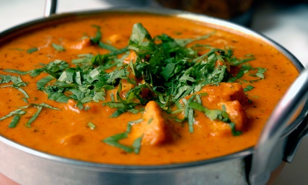 $20 for $35 Worth of North Indian Food at Saffron Indian Bistro