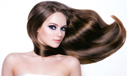 One, Two, or Three Kenra Smoothing System Treatments at Salon Summerville (Up to 70% Off)