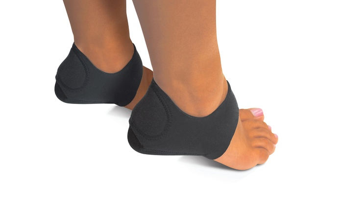 unisex padded heel cushion