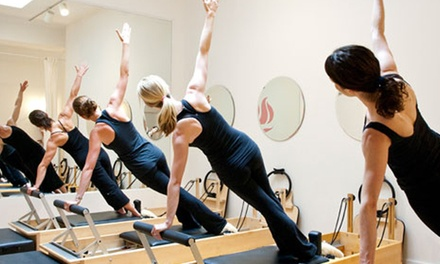 Up to 62% Off Pilates Reformer Classes