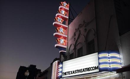 2 Single-Film Tickets (a $20 value) - The Oak Cliff Film Festival in Dallas