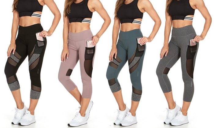 Fashionable activewear, fashion loves fitness