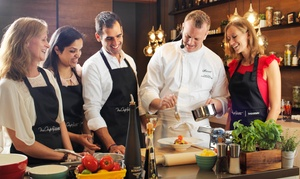 Flow Kitchen: Cooking Classes with Paired Beverages for Up to Eight at Flow Kitchen at Fairmont The Palm