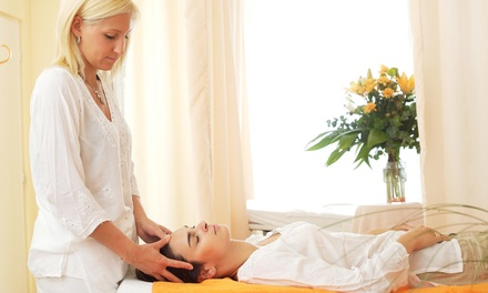 One or Two Stress-Relieving One-Hour Reiki Sessions at Jodi Evans Reiki Healing (Up to 57% Off)