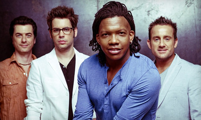 Newsboys with Special Guest Britt Nicole & More - Bellevue: Newsboys with Special Guest Britt Nicole & More for Two at Bellevue Christian Center on April 7 (Up to $60 Value)