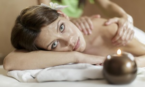 East West Foot Spa: A 60-Minute Deep-Tissue Massage at East West Foot Spa (50% Off)