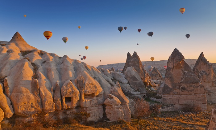 Turkey 9D7N Guided Tour + Hotel 3